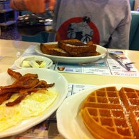 Photo taken at Boulevard Diner by Alanna F. on 6/23/2013