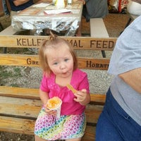 Photo taken at Darke County Fairgounds by Kelly Y. on 8/17/2013