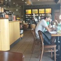 Photo taken at Starbucks by Aesha I. on 9/1/2014