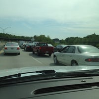 Photo taken at Interstate 85 by Thomas T. on 4/26/2013
