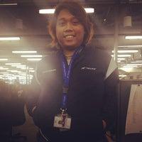 Photo taken at Telus House Araneta Center by Izer John M. on 3/12/2014