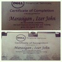 Photo taken at Telus House Araneta Center by Izer John M. on 8/24/2013
