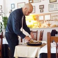 Photo taken at Restaurante Mediterráneo by The Spanish F. on 2/1/2016