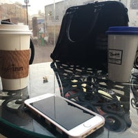 Photo taken at Caffeine by Pasha T. on 1/7/2016