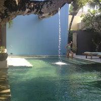 Photo taken at Di Astana Villa Bali by Barbara C. on 3/11/2013