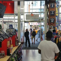Photo taken at Modell's Sporting Goods by Raul C. on 8/13/2016