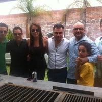 Photo taken at Santacruz Garden by CarLoz S. on 7/6/2013
