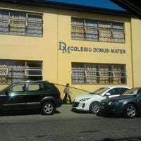 Photo taken at Colegio Domus Mater by Daniella S. on 3/18/2013