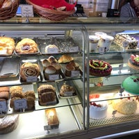 Photo taken at Ambrosia Bakery by Dylan B. on 5/19/2017