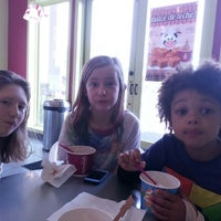 Photo taken at Menchie's Frozen Yogurt - Sweet Apple Village by Crissy L. on 4/27/2013