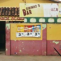Photo taken at Sininho's Bar by Everton S. on 6/22/2013