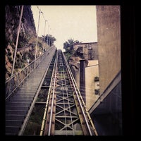 Photo taken at Funicular dos Guindais by João M. on 3/7/2013