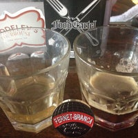 Photo taken at Baddeley's Pourhouse by Food C. on 7/4/2014