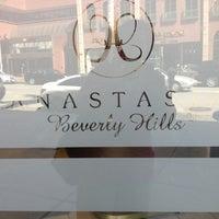 Photo taken at Anastasia Salon by Amanda G. on 5/2/2013