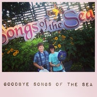 Photo taken at Songs Of The Sea Show by Katherine on 5/2/2014