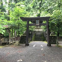 Photo taken at 伊波多神社 by NA-guy ス. on 6/24/2018