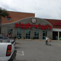 Photo taken at Piggly Wiggly by Ginny K. on 3/11/2013