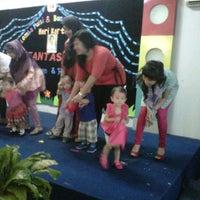Photo taken at Fantasia Kindergarden And Preschool by yosye f. on 4/17/2013