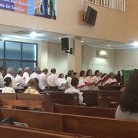 Photo taken at GPIB Gloria Bekasi by Fanny L. on 5/29/2016