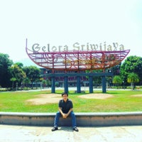 Photo taken at Jakabaring Sport City (JSC) by Fransiscus Toga D. on 9/9/2016