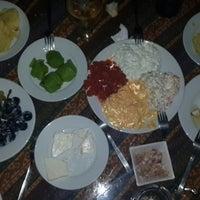 Photo taken at Ali Ağa Nargile Cafe Türkü Evi by Aslı Ç. on 11/5/2013