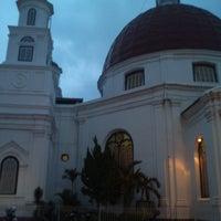 Photo taken at Gereja Blendoeg (GPIB Immanuel Semarang) by Fery Guntur M. on 3/3/2013