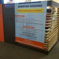 Photo taken at Bank Rakyat by Mohd Hasfudhail M. on 8/9/2016