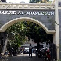 Photo taken at Masjid Al-Muflihun, Sunter by Fajar S. on 8/24/2014