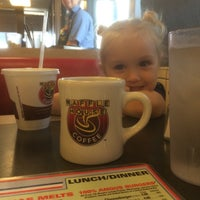 Photo taken at Waffle House by Simon C. on 7/4/2014