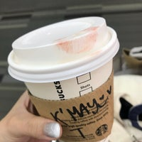 Photo prise au Starbucks par Luna M. le8/10/2018