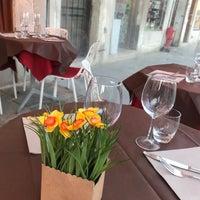 Photo taken at Trattoria Bar Pontini by Георгий Н. on 3/22/2018