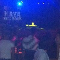Photo taken at Kaya The Rock Bar by hlmsn on 7/6/2013
