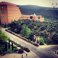 Photo taken at Yeditepe Üniversitesi by Dilay Gizem Y. on 5/14/2013