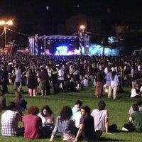 5/2/2013 tarihinde Hale C.ziyaretçi tarafından Bilkent Mayfest Çim Alanı'de çekilen fotoğraf