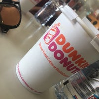 Photo taken at Dunkin' Donuts by R on 8/18/2018