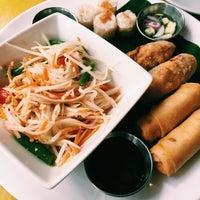 Photo taken at Nahm Thai Kitchen by Sinem M. on 7/30/2016