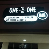 Photo taken at One-2-One Bar by Widgeon H. on 8/30/2013