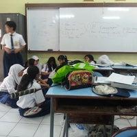 Photo taken at SMP Negeri 49 Jakarta by Andi N. on 3/5/2013