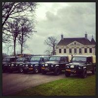 Photo taken at Restaurant De Watermolen by Niels S. on 4/19/2013