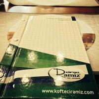 Photo taken at Köfteci Ramiz by Ainour C. on 12/14/2013