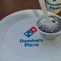 Photo taken at Domino's Pizza by Ainour C. on 4/7/2013