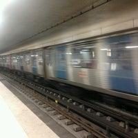 Photo taken at Metro Quinta das Conchas [AM] by Flávio O. on 5/9/2013