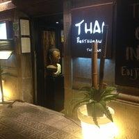 Foto tomada en Thailandes Restaurant por Cristina M. el 8/10/2013