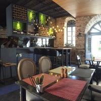 4/27/2017 tarihinde Sükrü Ozan K.ziyaretçi tarafından Gazetta Brasserie - Pizzeria'de çekilen fotoğraf