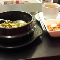 Photo taken at Ccozi n friends - korean dining food by Poet S. on 5/7/2014