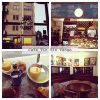 Das Foto wurde bei Café Tin Tin Tango von Foodassion am 6/19/2013 aufgenommen
