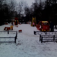Photo taken at Площадка детская (МЧС) by Александр Ш. on 3/11/2013