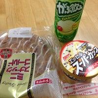 Photo taken at 同志社大学 明徳館地下食堂 by Ikki M. on 8/2/2014