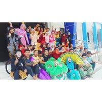 Photo taken at SMA Muhammadiyah 2 Sidoarjo by Mega Zahra R. on 2/27/2014