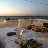 Photo taken at Bizim Gazino Balık Restorant by Dogus B. on 9/5/2013